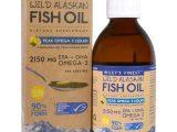 Wiley's Finest, Óleo de Peixe Selvagem do Alasca, Peak Omega-3 Liquid, Sabor Natural de Limão, 2150 mg, 250 ml (8,45 fl oz)