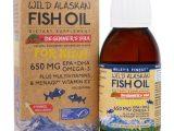 Wiley's Finest, Óleo de Peixe Selvagem do Alasca, Para Crianças!, DHA para Iniciantes, Sabor Natural de Melancia e Morango, 650 mg, 125 ml (4,23 fl oz)