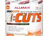 ALLMAX Nutrition, ACUTS, Amino-Charged Energy Drink, Arctic Orange, 7.4 oz (210 g)